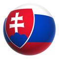 Flagge Slovakei