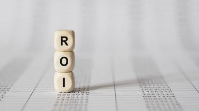 ROI, Return On Investment © fotolia / Michail Petrov