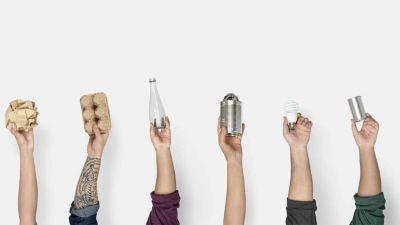 Packaging waste Belgium – © shutterstock / Rawpixel.com