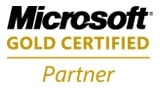 Microsoft Gold Certiefied Partner Logo