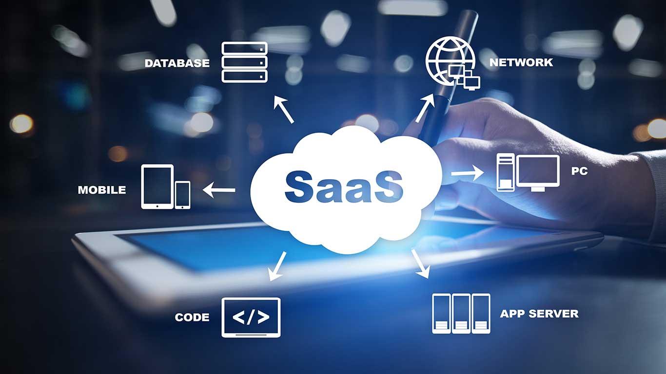 Mindmap von SaaS/Die Vorteile einer standortunabhängigen SaaS-PLM-Lösung